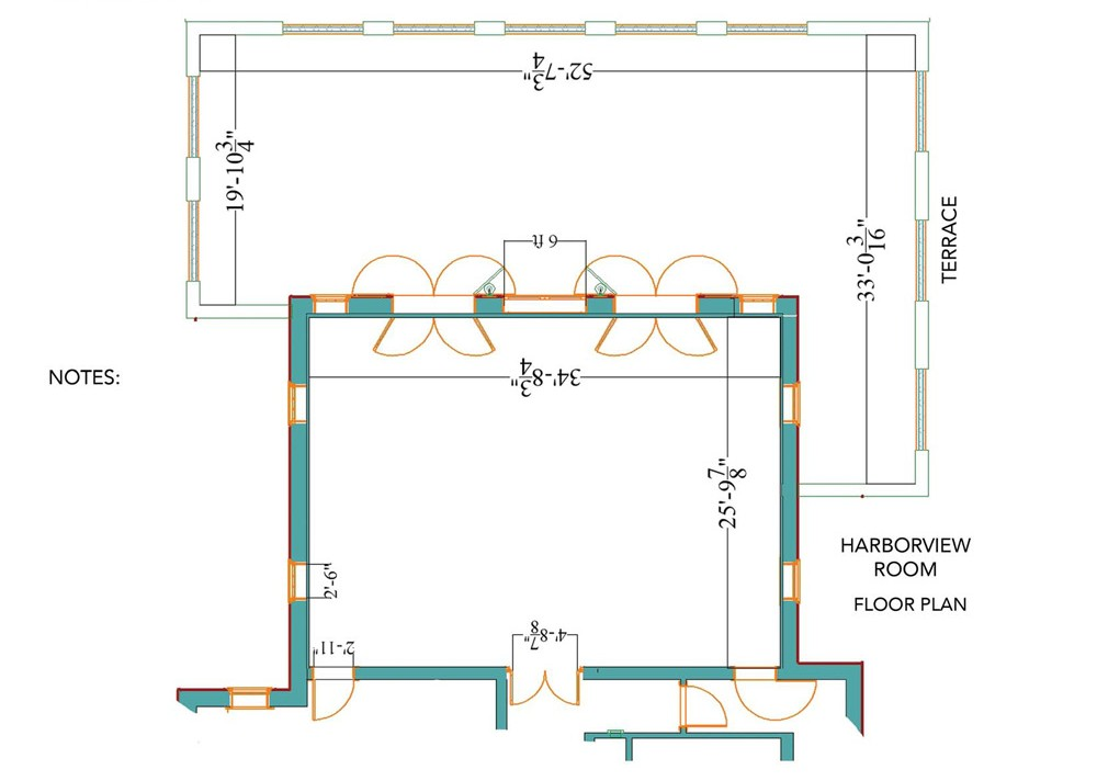 Floor Plans Nantucket Film And Performing Arts Center